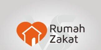 Free Download Rumah Zakat Logo Vector