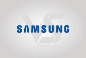 Download Logo Samsung Teks Vector