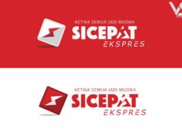 Free Download Sicepat Express Logo Vector