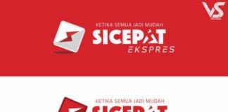 Free Download Sicepat Express Logo Vector
