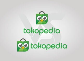 Free Download Tokopedia Logo Vector