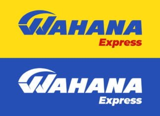Free Download Wahana Express Logo Vector