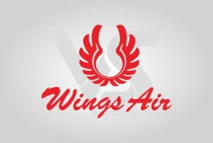 Free Download Wings Air Logo Vector