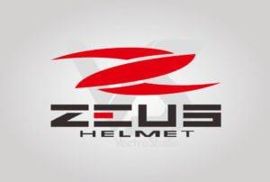 Free Download ZEUS Helmet Logo Vector