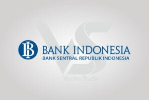 Free Download Bank Indonesia (BI) Logo Vector Landscape