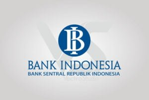 Free Download Bank Indonesia (BI) Logo Vector potrait