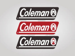 Download Coleman Outdoor Camping Gear Logo Vector