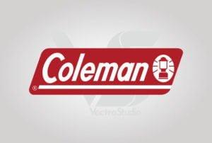 Download Coleman Outdoor Camping Gear Logo Vector Original