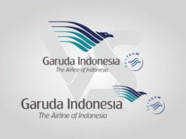 Free Download Garuda Indonesia Airlines Logo Vector