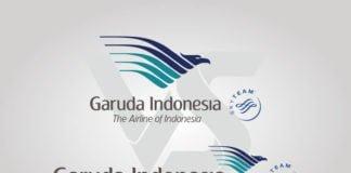 Free Download Garuda Indonesia Airlines Logo Vector