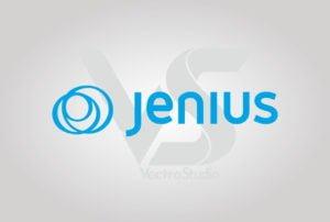 Download Jenius Logo Vector Landscape
