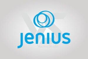 Download Jenius Logo Vector Vertical