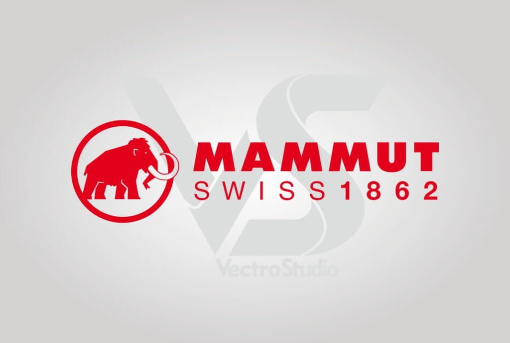 Download Mammut Outdoor Logo Vector Red Landscape