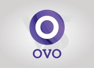 Free Download OVO Payment Logo Vector