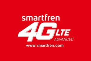 Download Smartfren 4G Logo Vector