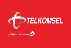 Download Telkomsel Logo Vector_Red