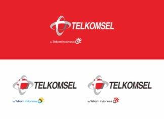 Download Telkomsel Logo Vector