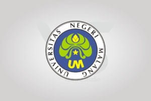 Universitas Negeri Malang Lambang Dan Logo Vector