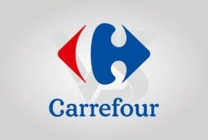 Download Carrefour Logo Vector Vertical