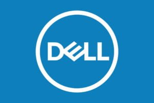 Download Dell Technology Logo Vector White