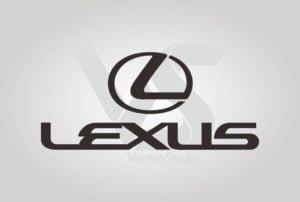 Download Lexus Logo Vector Vertical