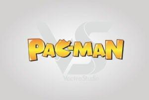 Download Pac-Man Logo Vector