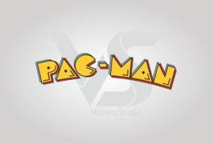 Download Pac Man Logo Vector
