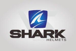 Download Shark Helmet Logo Vector Vertical