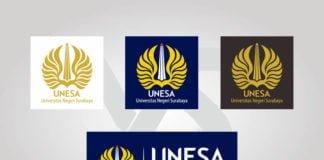 Download UNESA Universitas Negeri Surabaya Logo Vector