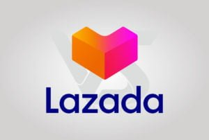 Download Lazada Logo Vector Vertical