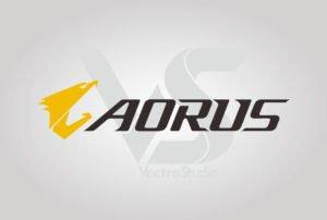 Download Aorus Gaming Horizontal Logo Vector
