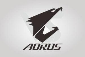Download Aorus Gaming Vertical Logo Vector