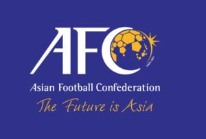 Download AFC Asian Football Confederation Logo Vector White