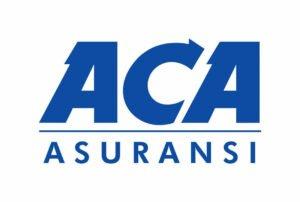 Download Asuransi Central Asia (ACA) Logo Vector Blue