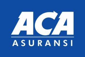 Download Asuransi Central Asia (ACA) Logo Vector White