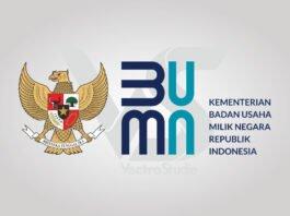 Download Kementerian BUMN 2020 Terbaru Logo Vector