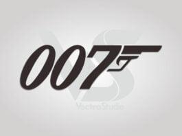 Download James Bond 007 Logo Vector