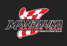 Download Mandalika Racing Team Logo Vector