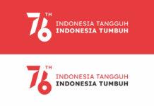 Download Logo Resmi HUT RI Ke 76 Vector