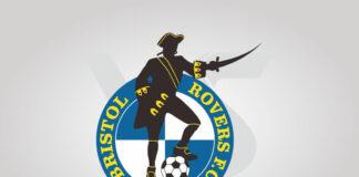 Download Bristol Rovers F.C Logo Vector